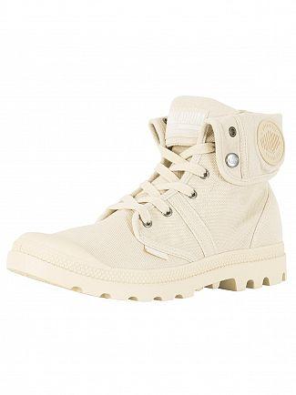 Palladium Sahara/Ecru US Baggy Pallabrouse Boots