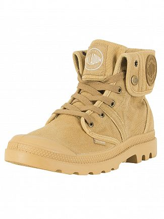 Palladium Woodlin/Honey Mustard US Baggy W Pallabrousse Boots