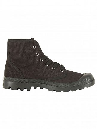 Palladium Black US Pampa HI Boots