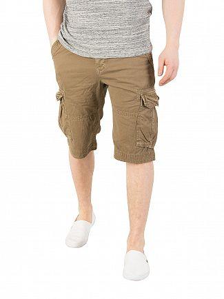 Superdry Oakwood Core Cargo Lite Shorts