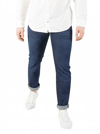 Tommy Hilfiger Pontiac Blue Bleecker Slim Fit Jeans