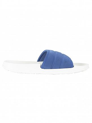 Tommy Hilfiger Monaco Blue Corporate Flag Pool Side Flip Flops