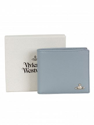 Vivienne Westwood Blue Kent Credit Card Holder