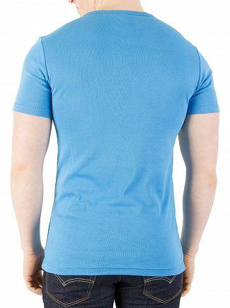 G-Star Regatta Blue LYL Slim Fit T-Shirt