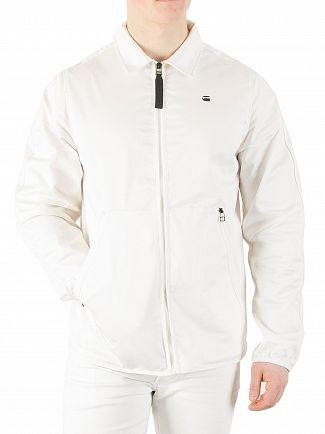 G-Star Milk Strett Coach Overshirt Jacket