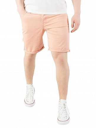 Jack & Jones Dusty Pink Rick Original Comfort Fit Shorts