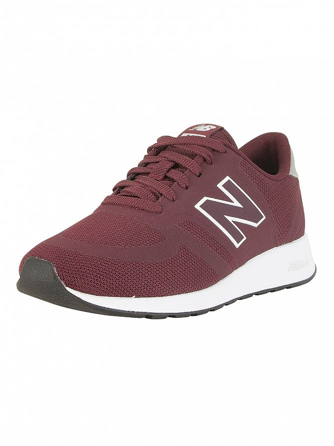 new balance burgundy 420