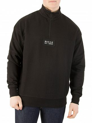 Nicce London Black Terrace Track Top