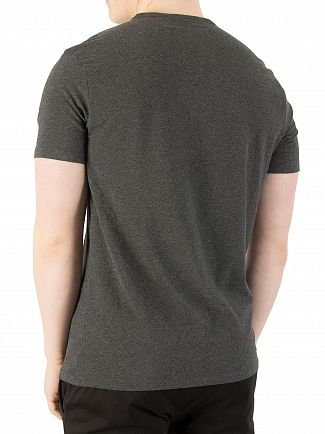 Calvin Klein Charcoal Heather Pyjama T-Shirt