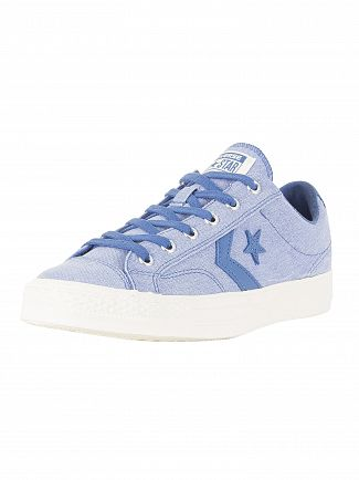 Converse Nightfall Blue/Nightfall Blue Star Player OX Trainers