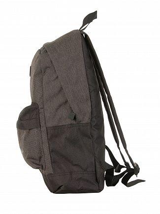 Ellesse Black/Charcoal Marl Regent II Backpack