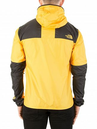 The North Face Yellow/Black 1985 Mountain Jacket