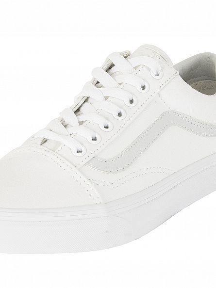 Vans True White Old Skool Trainers