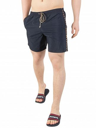 Aquascutum Navy Dante Swim Shorts