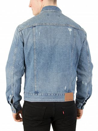 Calvin Klein Jeans Vintage Classic Trucker Jacket
