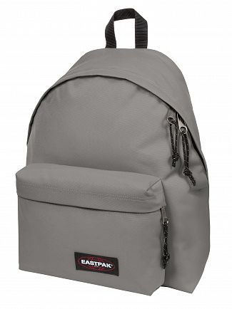 Eastpak Silky Grey Padded Pak'R Backpack