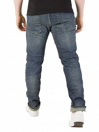 Jack & Jones Blue Denim Mike 001 Jeans