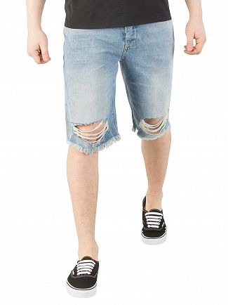 Superdry Appleton Light Rip Loose Shorts