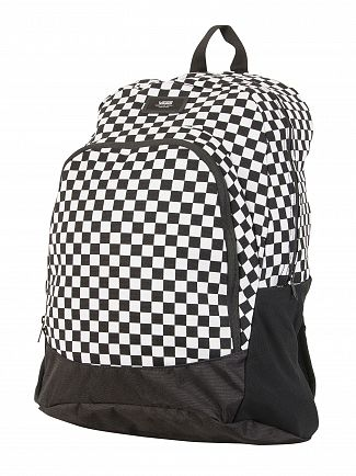 Vans Black/White Doren Original Backpack