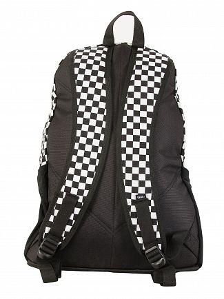 Vans Black/White Doren Original Backpack