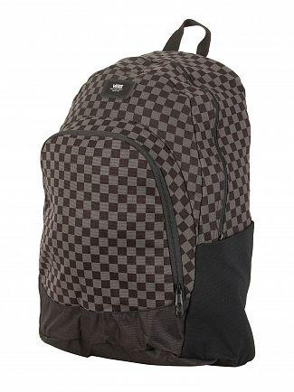 Vans Black/Grey Doren Original Backpack