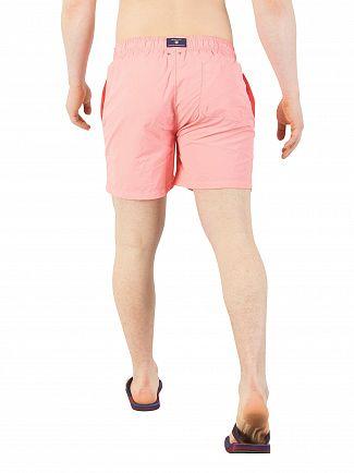 Gant Strawberry Pink Swim Shorts