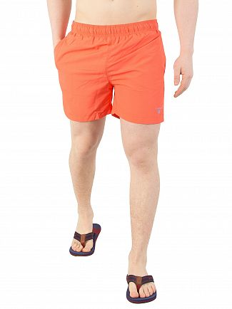 Gant Strong Coral Swim Shorts