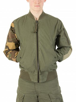 G-Star Combat Rackam SPM Bomber Jacket