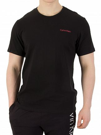 Calvin Klein Black Pro Stretch T-Shirt
