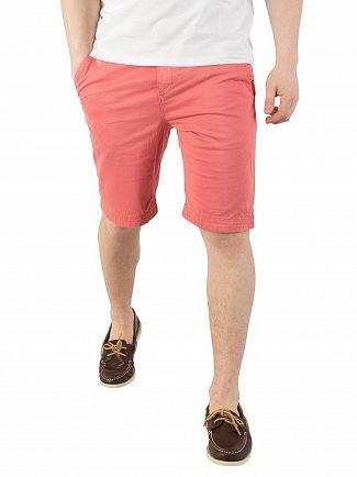 Superdry Pomegranate International Chino Shorts