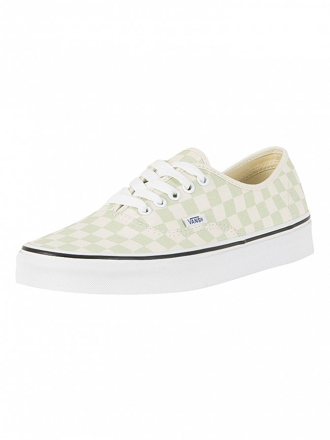 Vans Ambrosia Authentic Checkerboard Trainers