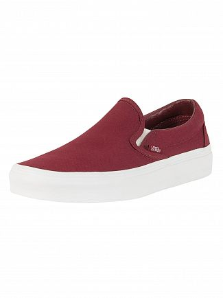 Vans Cabernet Classic Slip On Trainers