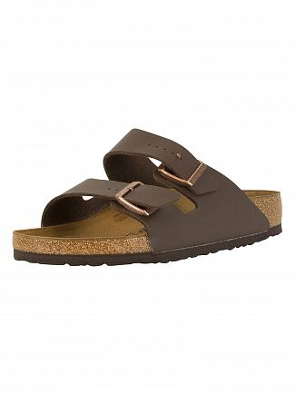 Birkenstock Dark Brown Arizona BS Sandals