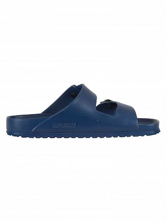 Birkenstock Navy Arizona EVA Sandals