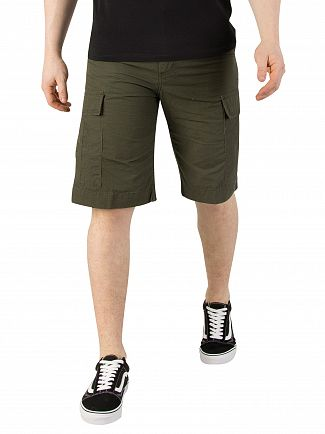 Carhartt WIP Cypress Rinsed Regular Cargo Shorts