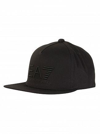 ea7-black-snapback