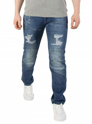 G-Star Medium Aged 5620 3D Sport Jeans