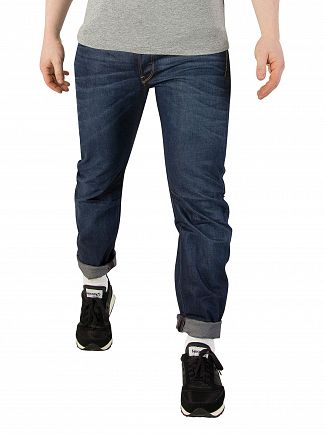 G-Star Dark Aged Arc 3D Slim Jeans