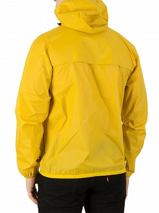 K-Way Yellow Mustard Le Vrai 3.0 Claude Jacket