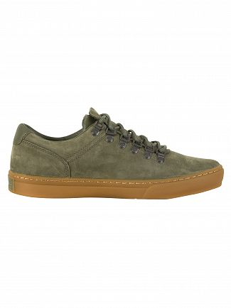 Timberland Grape Leaf Luscious Adventure 2.0 Cupsole Alpine Oxford Trainers