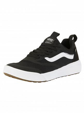 Vans Black/White UltraRange Rapidweld Trainers