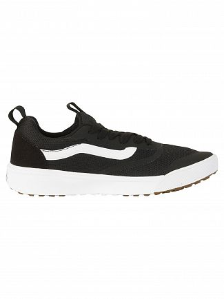 Vans Black/White UltraRange Rapidweld Trainers
