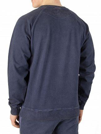 Vivienne Westwood Navy Classic Graphic Sweatshirt