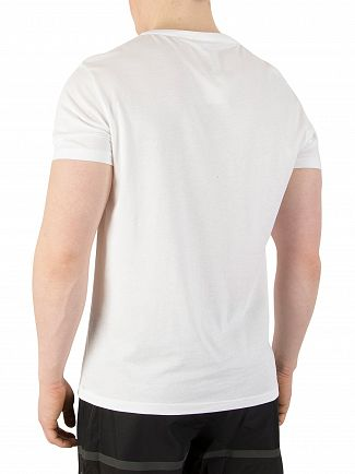 Calvin Klein White Relaxed Crew T-Shirt
