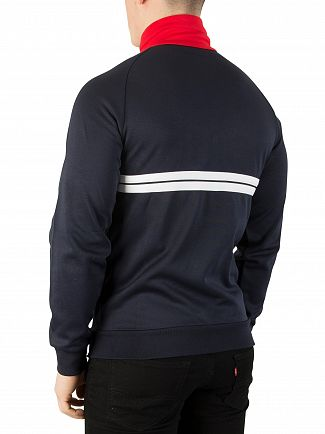 Sergio Tacchini Navy/White Dallas Track Jacket