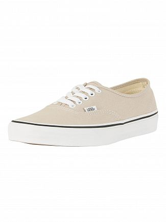 Vans Silver Lining/True White Authentic Trainers