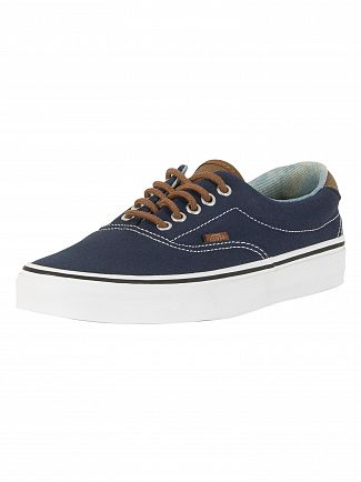 Vans Dress Blue/Acid Era 59 C&L Trainers