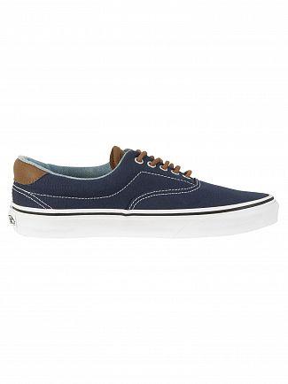 Vans Dress Blue/Acid Era 59 C&L Trainers