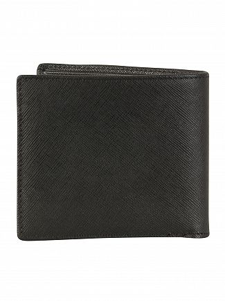 Vivienne Westwood Black Kent Credit Card Holder