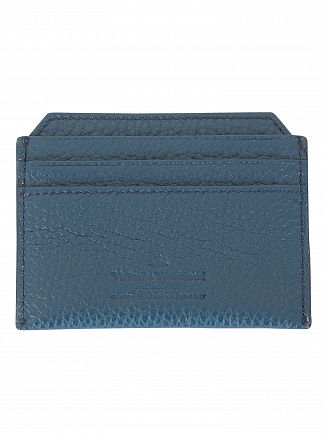 Vivienne Westwood Blue Milano Slim Card Holder